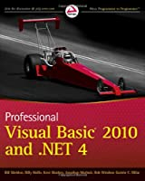Professional Visual Basic 2010 and .NET 4 Front Cover