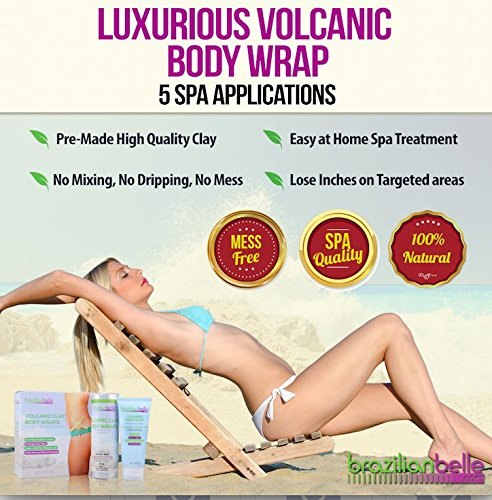 photo Wallpaper of Brazilian Belle¨-Volcanic Clay Body Wraps   It Works For:-