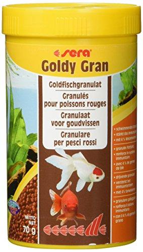 Sera 862 Goldy Gran 2.4 oz 250 ml Pet Food, One ()
