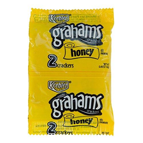 Keebler, Honey Graham Crackers, 0.49 oz. (200 Count)
