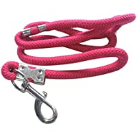 Suraj Chain Smart Doggie Nylon Rope For Medium Dog - Pink