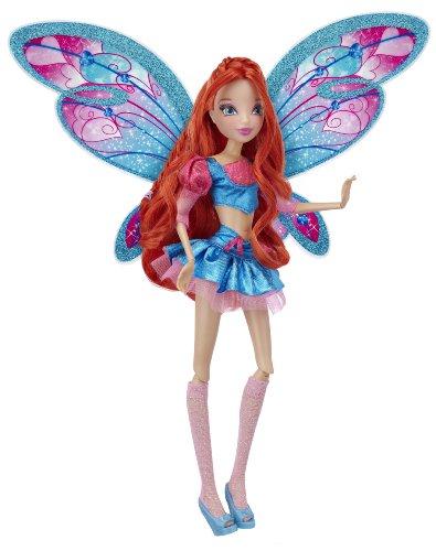 "Mattel Winx 11.5"" Fashion Doll Believix - Bloom"