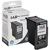 LD © Remanufactured Canon PG-240XXL / 5204B001 Extra High Yield Black Ink Cartridge for Canon PIXMA MG and MX Printer Series
