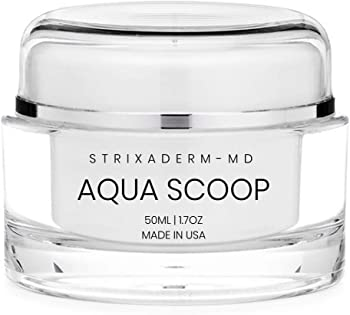 AquaScoop Anti Aging Plumping Cream with Peptides & Antioxidants
