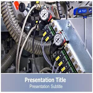 Pneumatic (PPT) Powerpoint Templates - Pneumatic PPT Powerpoint Backgrounds Templates