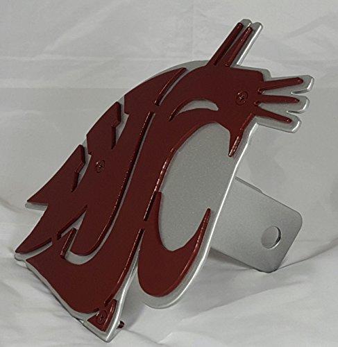- Washington State Cougars Custom Hitch Cover (Medium)