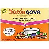 Goya Seasoning Powder - Coriander And Annatto - 3.52 Ounces