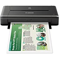 Canon 9596B002 PIXMA iP110 Color Inkjet Printer
