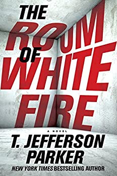 The Room of White Fire - Large Print 0735212678 Book Cover
