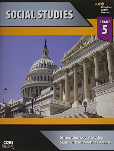 Steck-Vaughn Core Skills Social Studies: Workbook Grade 5