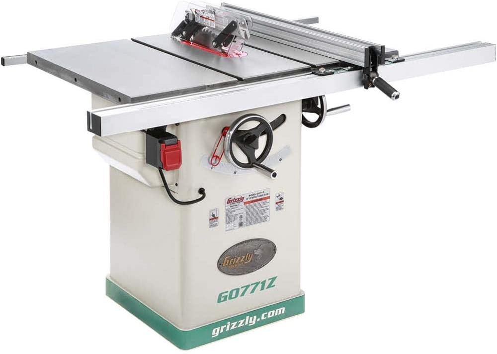 Grizzly G0771Z Table Saws product image 2