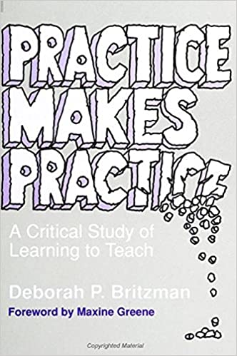 Practice Makes Practice: A Critical Study of Learning to Teach