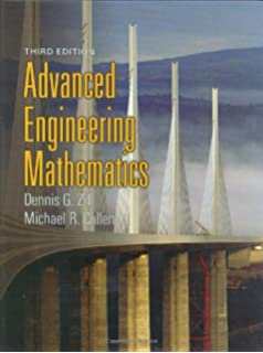 Amazon advanced engineering mathematics 9781449691721 advanced engineering mathematics 3rd edition fandeluxe Gallery