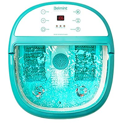 Foot Bath Massager with