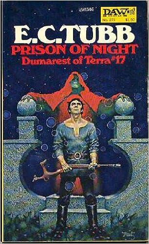 Prison of Night (Dumarest of Terra, No. 17)