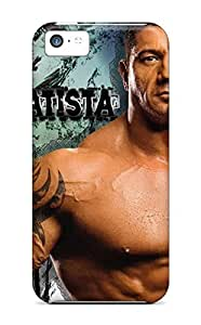 Fashionable STRwH9754sNsll Iphone 5c Case Cover For The Animal Batista Wwe Superstar 2013 Protective Case