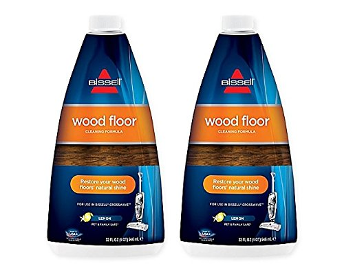 Bissell 1929 Cross Wave Wood Floor Cleaning Formula, 32 oz (32 oz-Pack of 2) Review