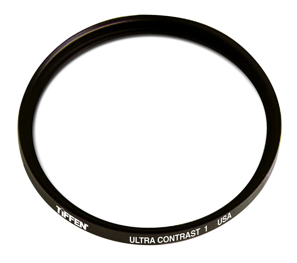 Tiffen 49UC1 49mm Ultra Contrast 1 Filter by Tiffen