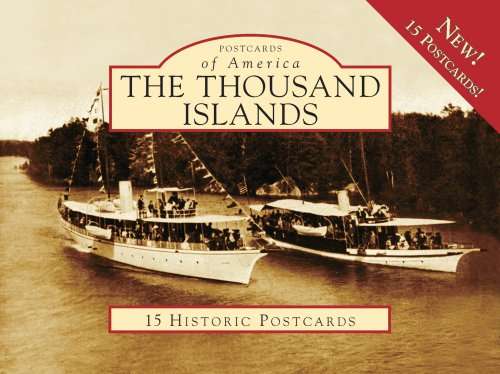 The Thousand Islands (Postcards of America) (Island Postcard)