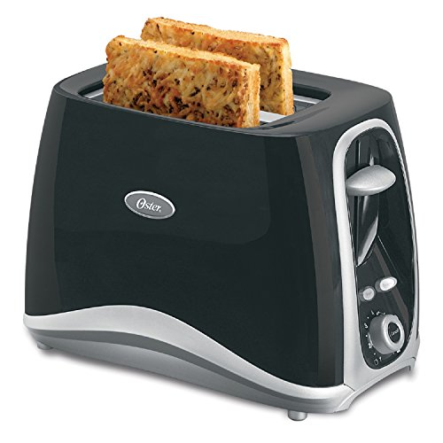 Oster 6332 Inspire 2-Slice Toaster, Black (2slice Toaster compare prices)