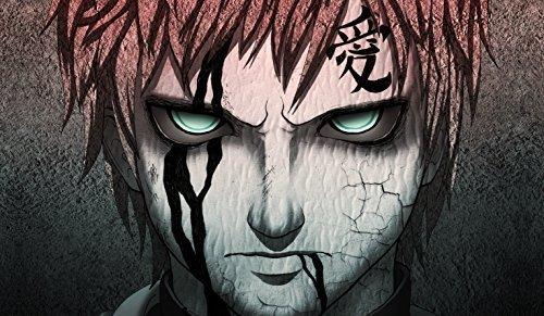 Naruto Gaara PLAYMAT CUSTOM PLAY MAT ANIME PLAYMAT #177 by MT