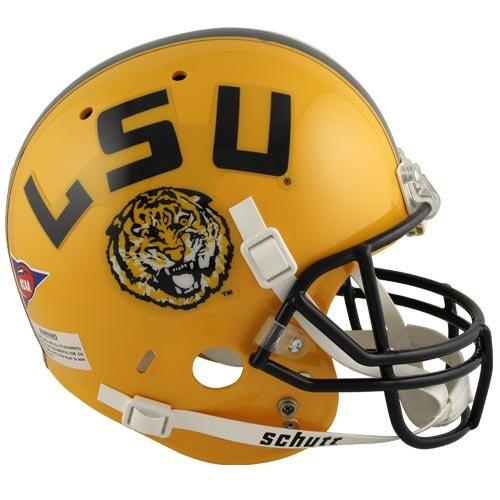 NCAA LSU Tigers Replica Helmet -