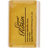 Flameer Violin Rosin Light Low Dust Natural Rosin Fits For Bows Violin Viola And Cello - S