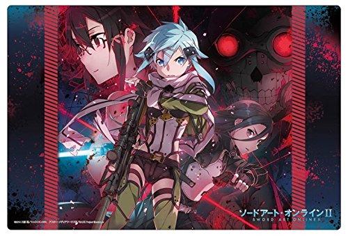 Bushiroad Sword Art Online Ⅱ ''PhantomBullet'' Rubber Playmat