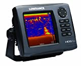 Lowrance HDS-5x GEN2 Fishfinder (No Plotter), with 5-inch LCD. Transducer Not Included.