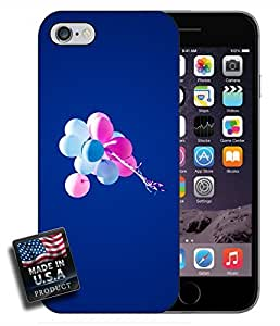 Cute Pink Blue Balloons Photography iPhone 6 Hard Case
