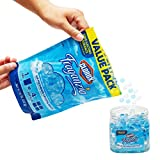 Clorox Fraganzia Air Freshener Crystal Beads Refill Pouch in Morning Sky Scent | Long Lasting Fragrance Value Pack, 30 Ounces Value Pack Air Freshener Refills