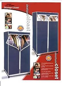 Instant Portable Free Standing Storage Closet