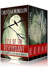 Rise Of The Discordant by Christina McMullen ebook deal