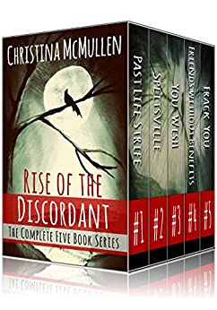 Rise of the Discordant: The Complete Five Book Series by [McMullen, Christina]