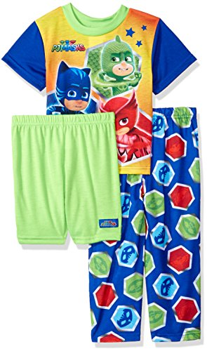 7d5130b95 PJ Masks Boys' 3-Piece Pajama Set | Weshop Vietnam