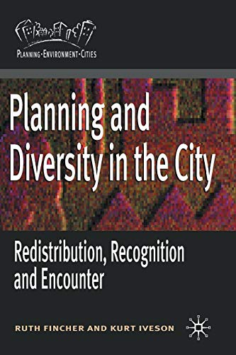 Planning and Diversity in the City: Redistribution,...