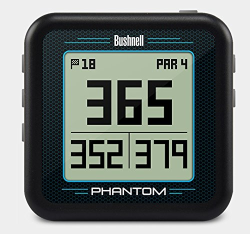 Bushnell Phantom Golf GPS, Black