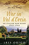 Front cover for the book War in Val d'Orcia by Iris Origo