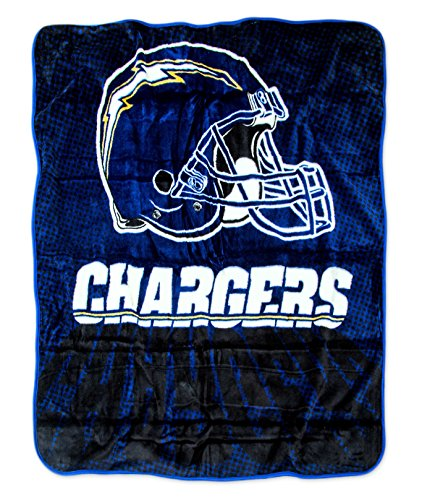 San Diego Chargers Blankets: Los Angeles Chargers Blanket, Chargers Fleece Blanket