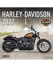 Harley-Davidson® 2022: 16- Month Calendar September 2021 Through December 2022