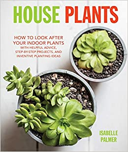 Book House Plants: How to look after your indoor plants: with helpful advice, step-by-step projects, and inventive planting ideas