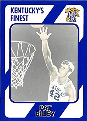 Pat Riley Basketball Card (Kentucky Wildcats, Player) 1989 Collegiate Collection #144