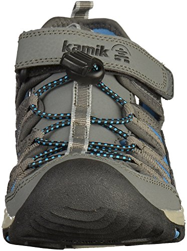 Kamik Islander - Sandalias - gris 2017 Light Grey