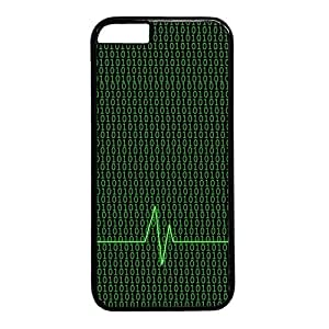 01 Numbers Custom Back Phone Case for iphone 4 4s PC Material Black -1218454