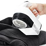 Eutuxia Lint Remover, Fabric Shaver, Defuzzer. Heavy Duty Removal Tool with Triple Blades