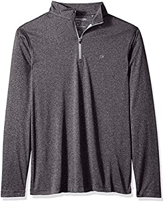 Calvin Klein Men's Harlem Tech 1/4 Zip