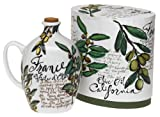Rosanna Olive Oil Gift-Boxed Oil Bottle