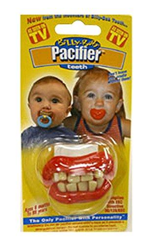 Billy Bob Chomp Pacifier by Billy-Bob: Amazon.es: Bebé