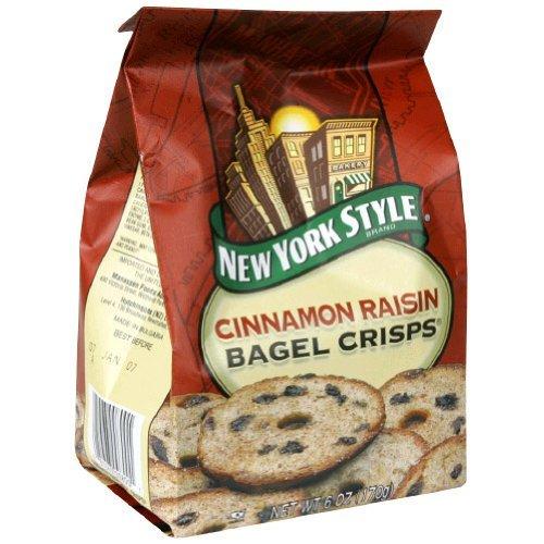 New York Style Bagel Crsp Cinn Raisin by New York Style