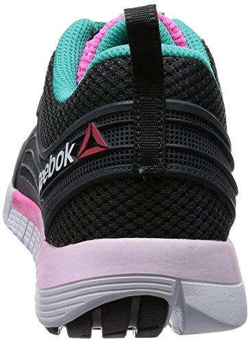 Reebok Schuhe Damen Zquick Electrify M43713, Farbe:grey/türkis;Größe:40